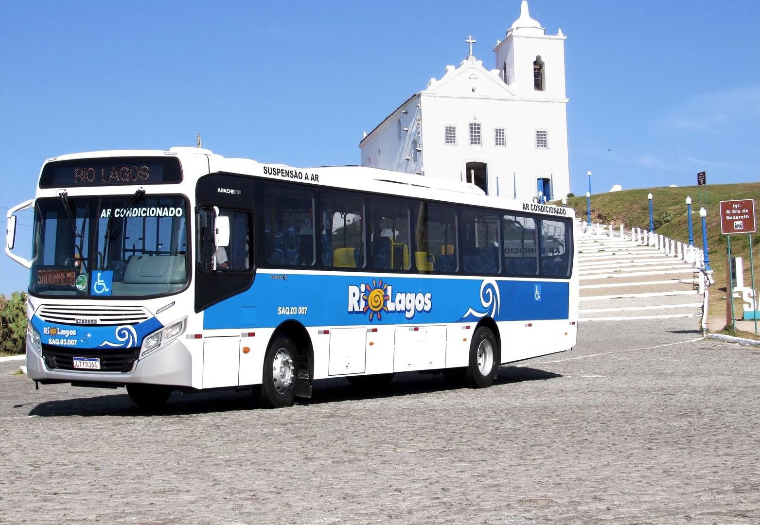 ônibus Saquarema