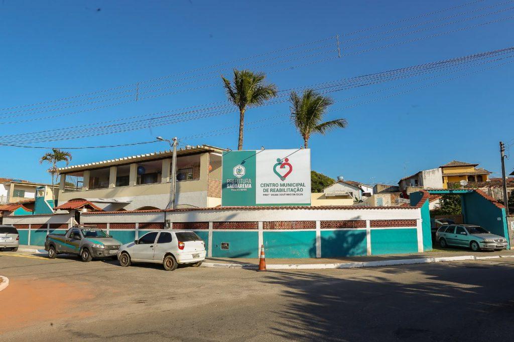 centro municipal de reabilitação Saquarema