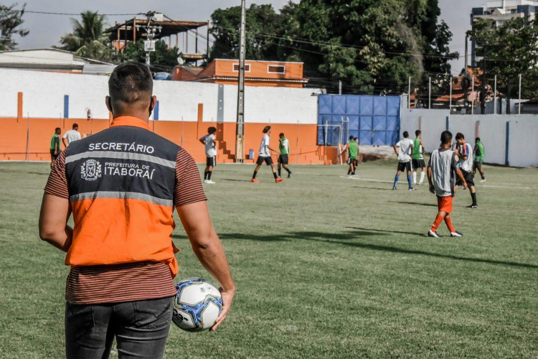 Futebol Itaboraí