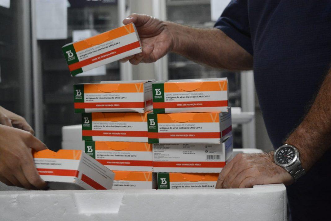 Vacinas Maricá